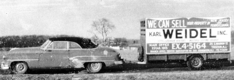 Weidel History