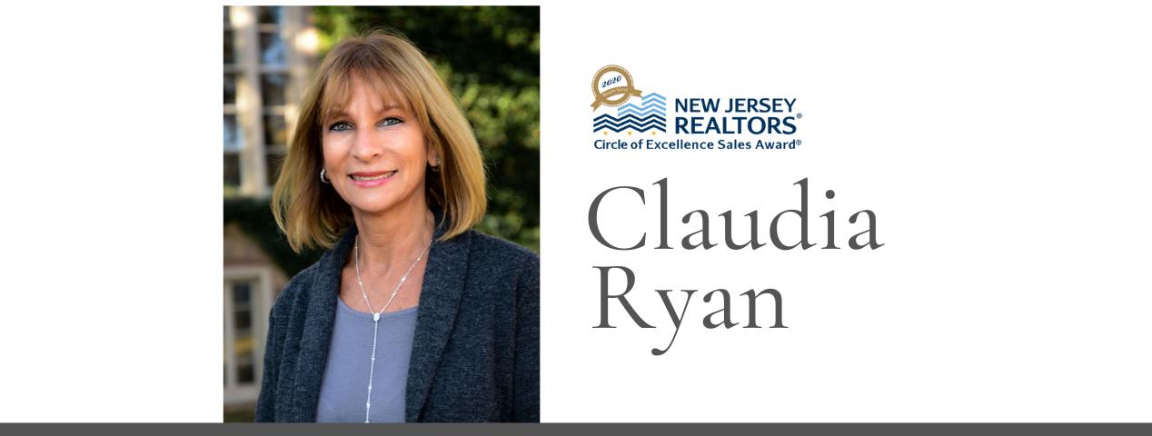 2020 NJ REALTORS® Circle of Excellence Sales Award® Bronze