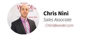 Weidel Real Estate Agent Chris Nini