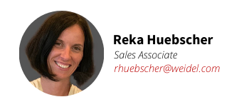 Reka Huebscher Weidel Real Estate Agent