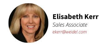 Weidel Real Estate Agent Elisabeth Kerr