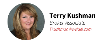 Weidel Real Estate Agent Terry Kushman