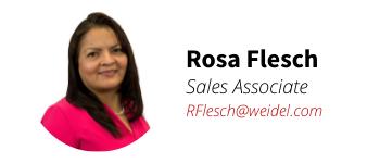 Weidel Real Estate Agent Rosa Flesch