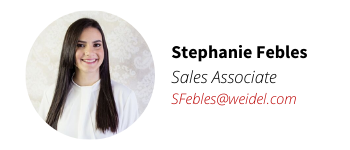 Weidel Real Estate Agent Stephanie Febles