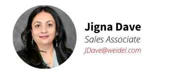 Weidel Real Estate Agent Jigna Dave