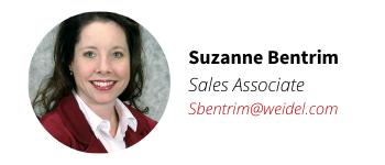 Weidel Real Estate Agent Suzanne Bentrim