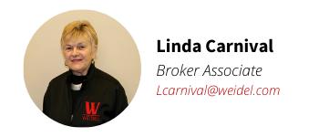 Weidel Real Estate Agent Linda Carnival