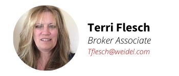 Weidel Real Estate Agent Terri Flesch