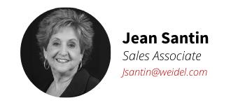 Weidel Real Estate Agent Jean Santin