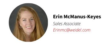 Weidel Real Estate Agent Erin McManus-Keyes