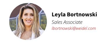 Weidel Real Estate Agent Leyla Bortnowski