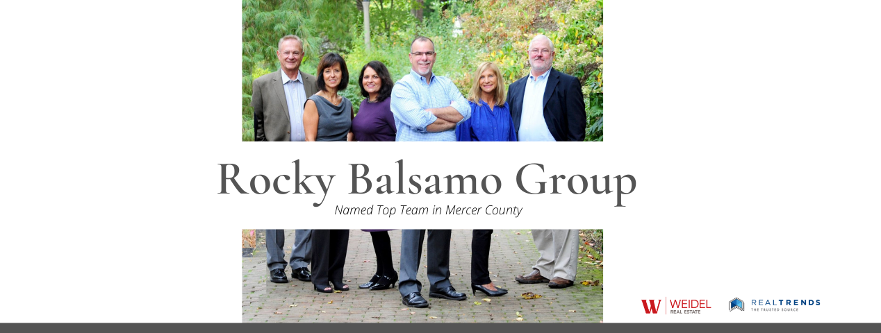 Top Real Estate Team in Mercer County