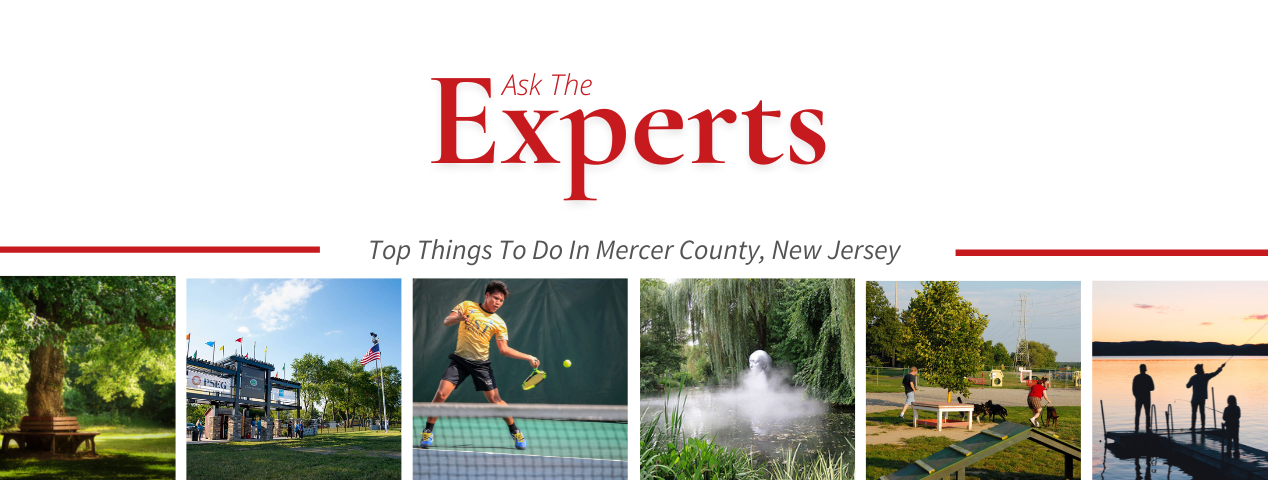 Recommended Activities in Mercer County