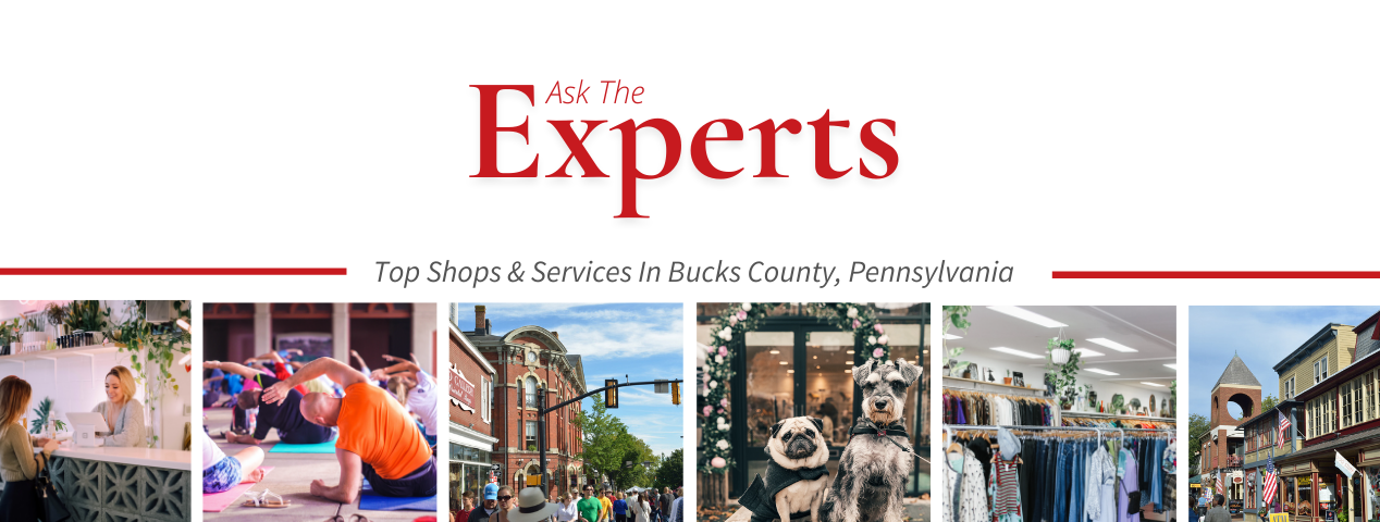Recommended Shops & Services in bucks county