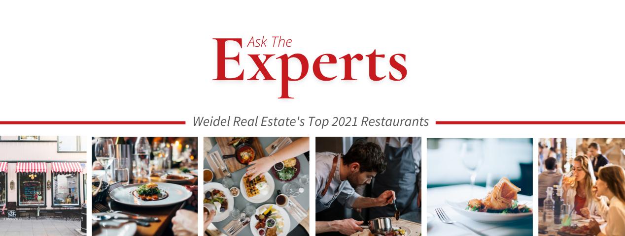Ask The Experts Top Restaurants