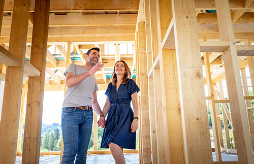 New Construction home buyers