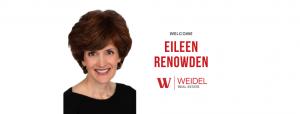 Eileen Renowden Director of Career Development