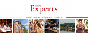 bucks county recommended restaurants